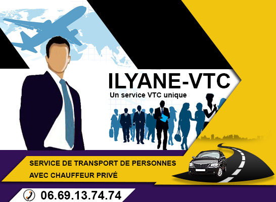 services VTC à Paris